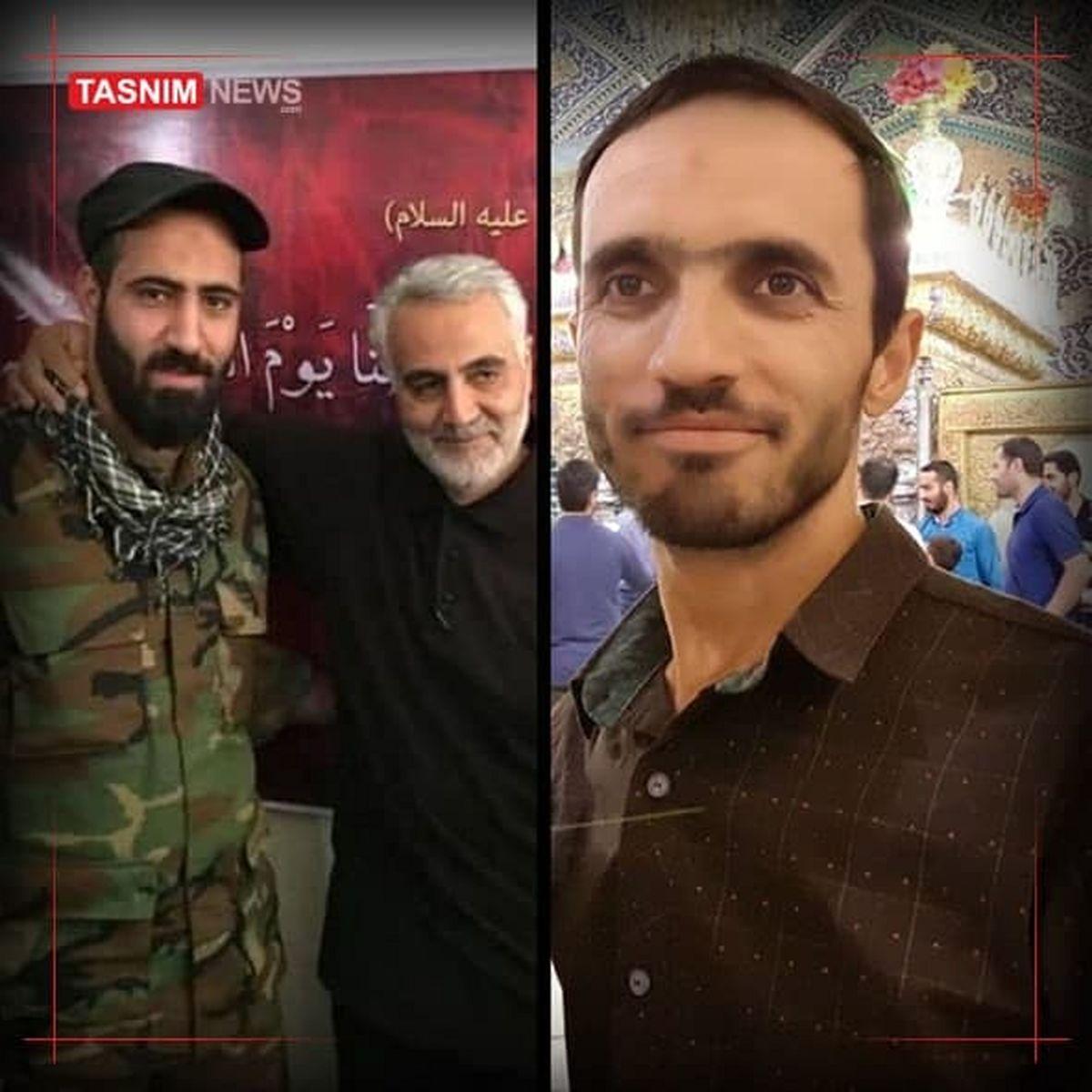 شهادت دو ایرانی در سوریه + عکس