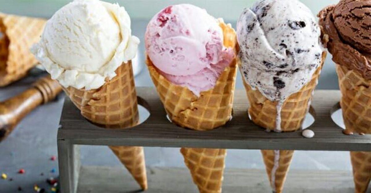 تضمین سلامتی دندان و استخوان با مصرف بستنی