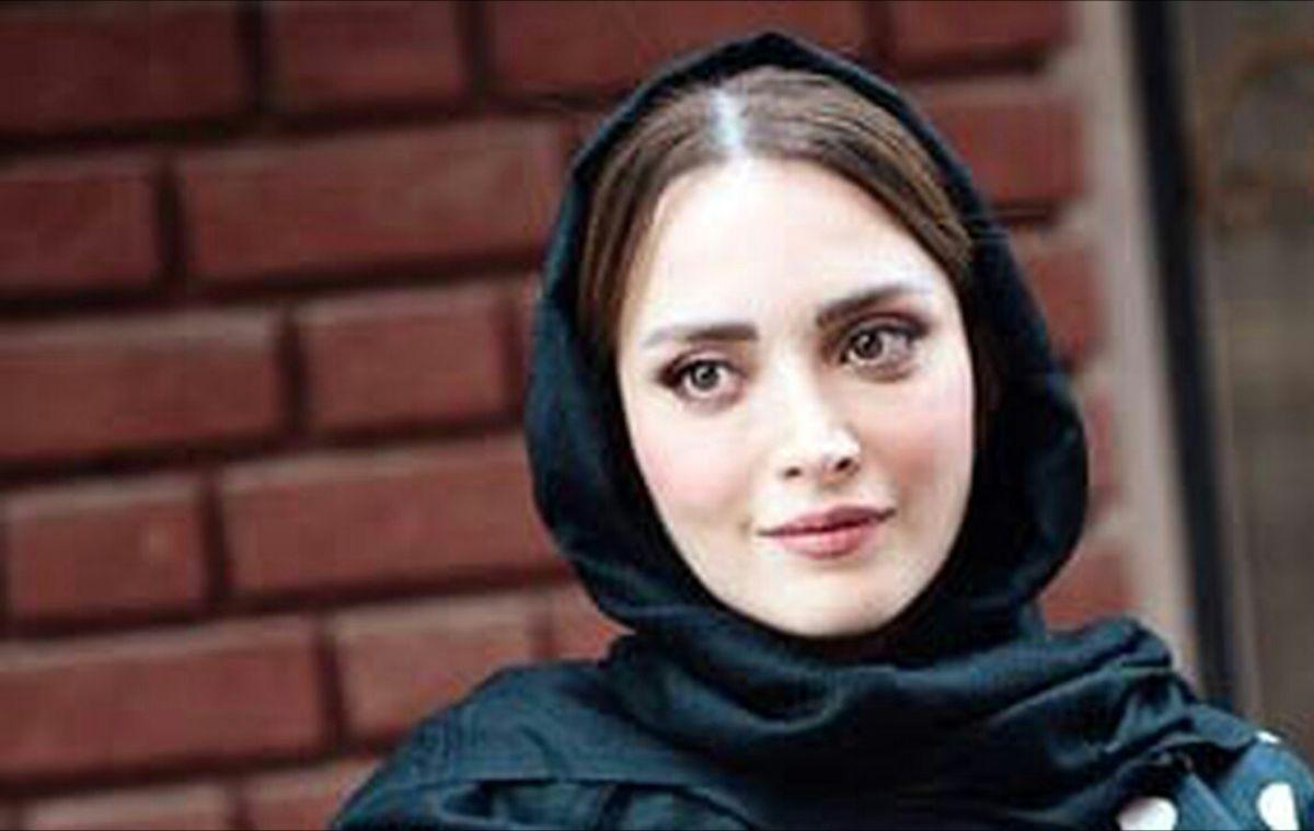 حجاب خانگی بهنوش طباطبایی
