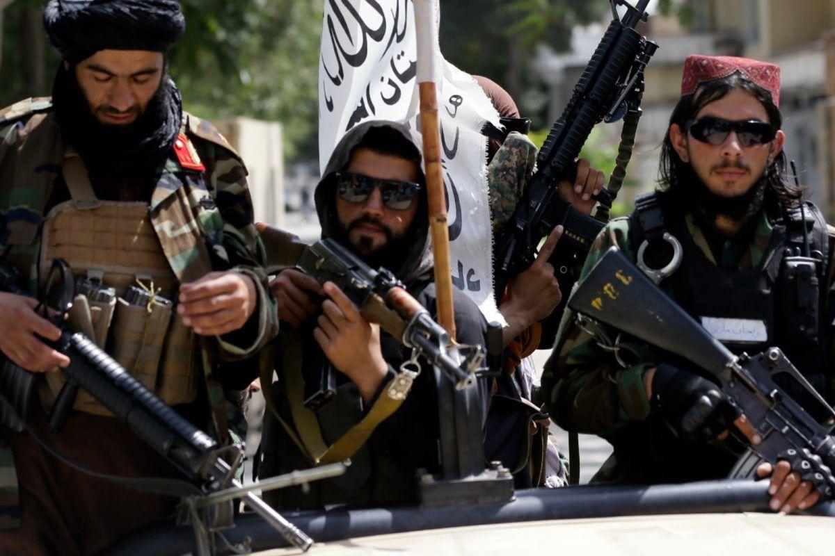 اعدام یک مبارز پنجشیری توسط طالبان