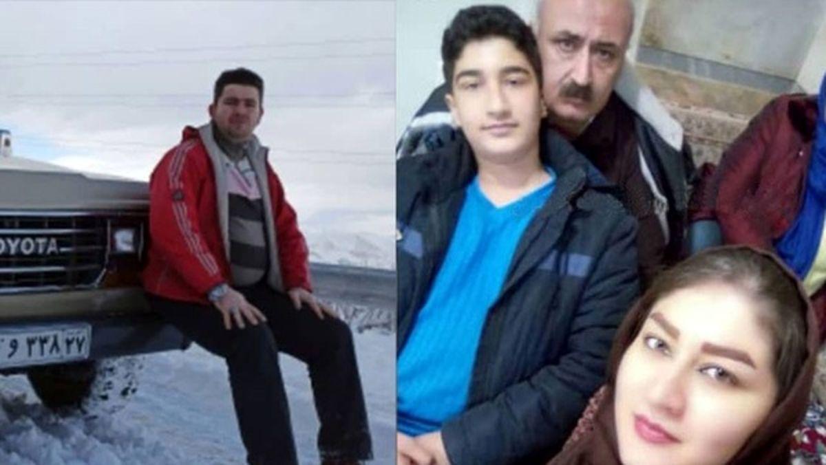 استاد دانشگاهی که خانوادهاش را قتل عام کرد + عکس
