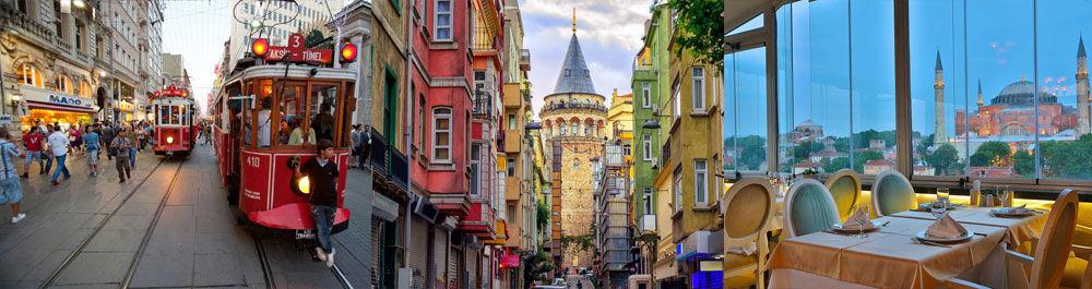 تور استانبول توریاب