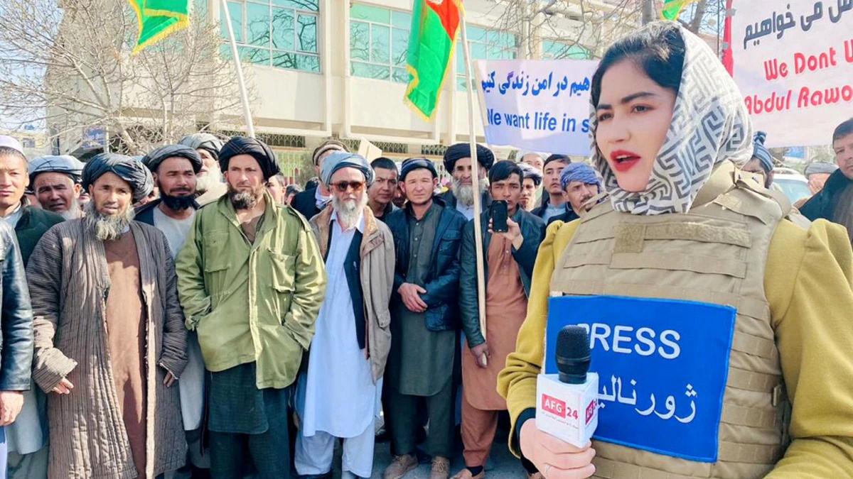 تلاش روزنامهنگاران زن برای نجات از طالبان