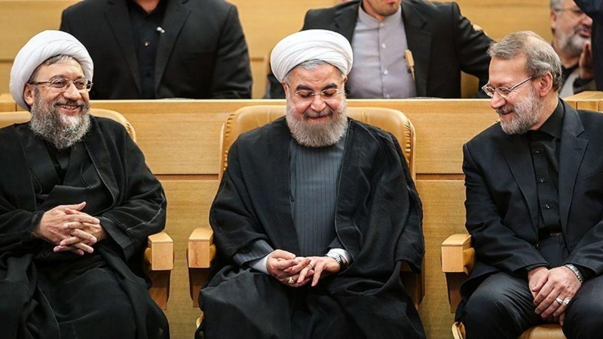 اعتراض آملی لاریجانی به رد صلاحیت برادرش