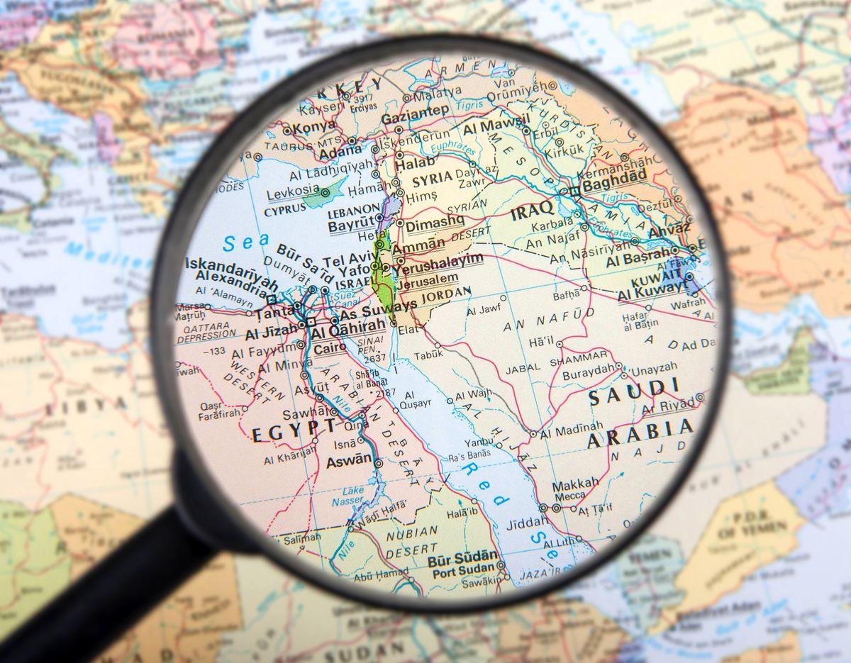 آرایش جدید در خاورمیانه