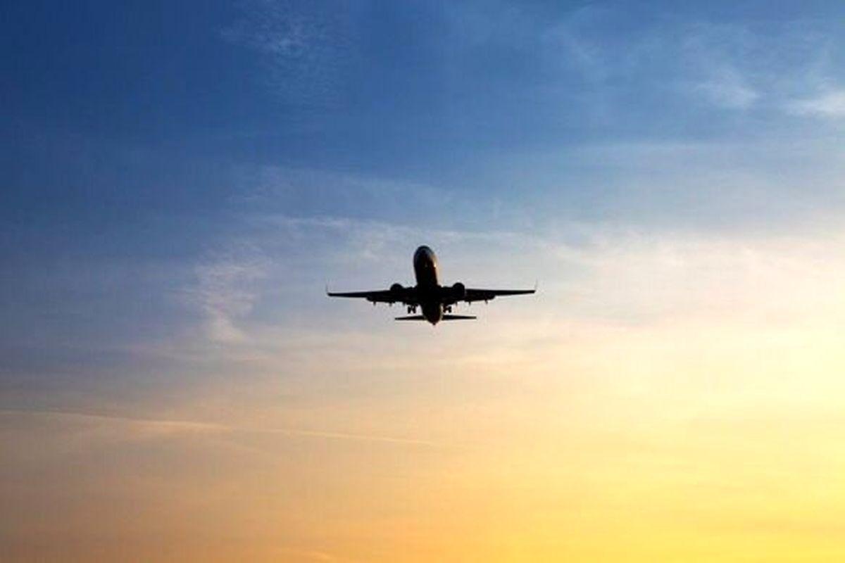 اخراج دو مسافر از هواپیما بخاطر زل زدن به مهماندار!