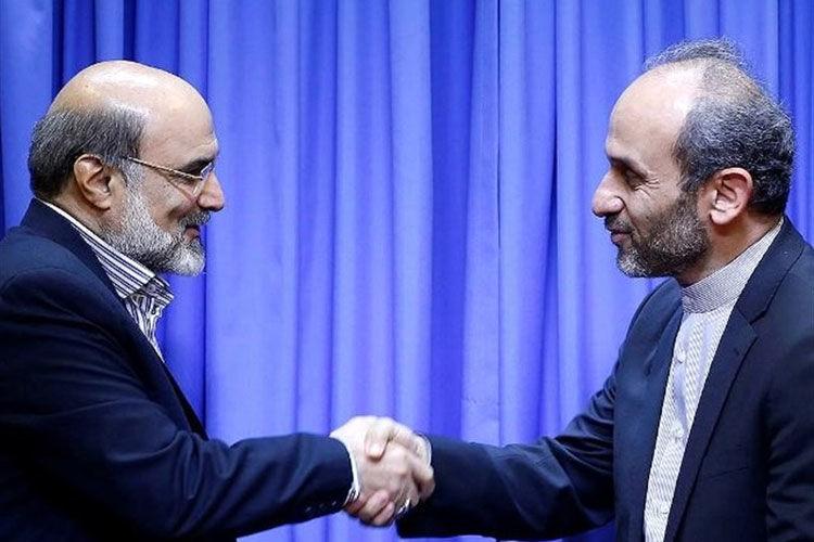 پیمان جبلی و علی عسگری