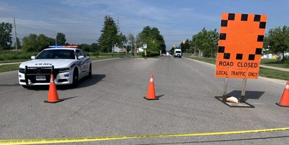 حمله عامدانه به یک خانواده مسلمان در کانادا