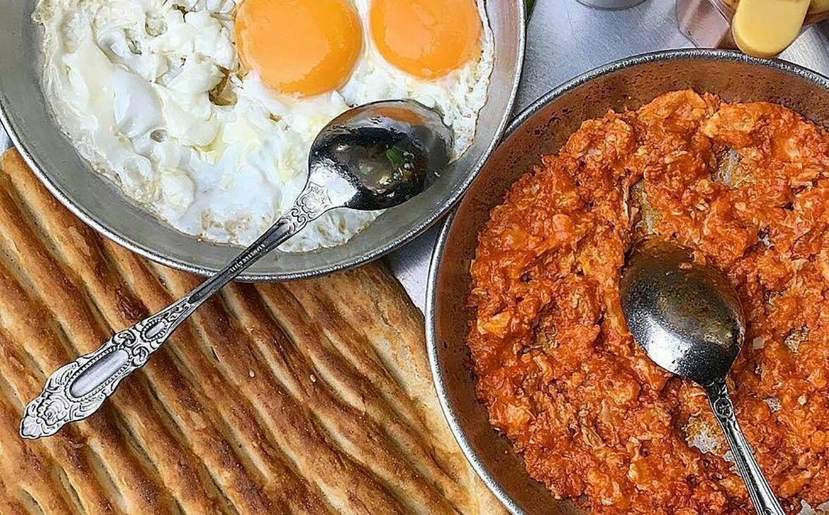 نکات مهم صرف صبحانه در گرما